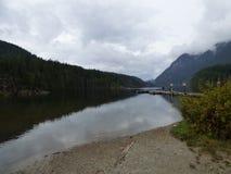 clement jezioro Fotografia Stock
