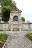 Clement Marot monument, Cahors, France Royalty Free Stock Photography