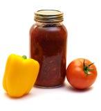clement salsa Zdjęcie Stock