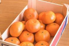 Clementine Immagini Stock