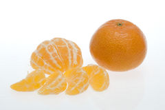 Clementine Royalty-vrije Stock Afbeelding