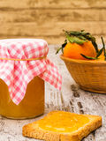 Clementine Jam Stock Images