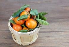 Clementine mandarin fruit Royalty Free Stock Image