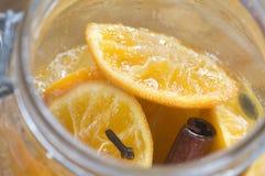 Clementine Miele-Conservate Fotografia Stock