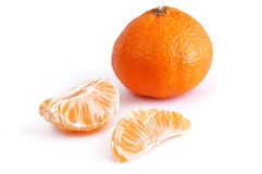 Clementine Orange - Tangerine Royalty Free Stock Photos
