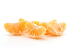 Clementine oranges Royalty Free Stock Photography