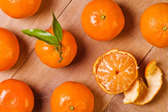Clementines Stock Images