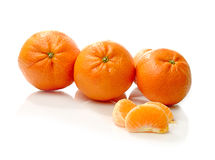 Clementines 2 Royalty Free Stock Photos