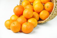 Clementines royalty-vrije stock foto