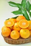 Clementines stock fotografie