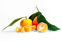 Clementines 3 Stock Photography
