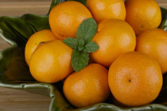 Clementines Stock Foto