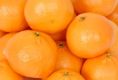 clementines Royaltyfri Fotografi