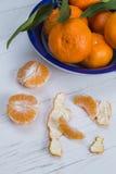 clementines Fotografering för Bildbyråer