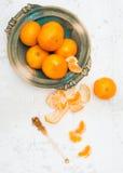 Clementines Stock Photos