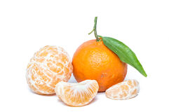 Clementines stock image