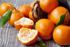 Clementines Royalty Free Stock Image