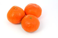 Clementines, mandarins Stock Photos