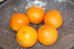 Clementines - widoku wierzchołek widok zdjęcie royalty free