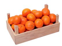 Clementines Royalty Free Stock Images