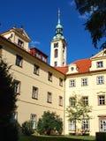 Clementinum, Prague, Czech Republic Stock Images