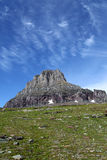 Clements Mountain – Glacier National Park Royalty Free Stock Photos