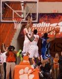 Clemson v Duke Stock Image