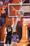 Clemson V Wake Forest Royalty Free Stock Photos