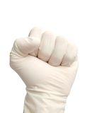 The clenched fist Royalty Free Stock Photos