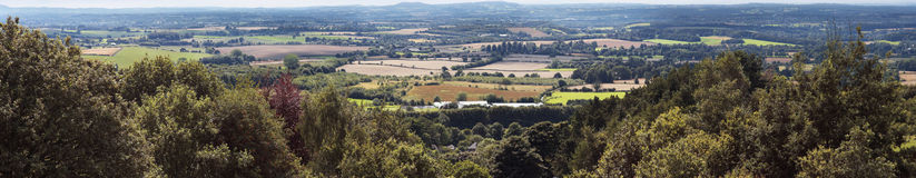 Clent hills Royalty Free Stock Photo