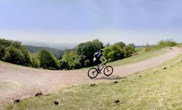 Clent hills Royalty Free Stock Image