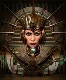Cleo i Horus, 3d CG