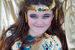 cleopatra Foto de Stock Royalty Free