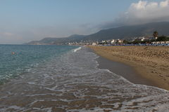 Cleopatra Beach Royalty Free Stock Photography