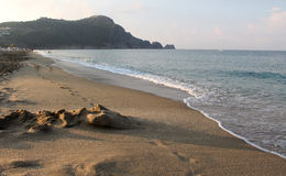 Cleopatra Beach Stock Image