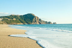 Free Cleopatra Beach (Kleopatra Beach) In Alanya, Turkey Royalty Free Stock Photo - 73209845