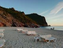 Cleopatra Beach stock foto's