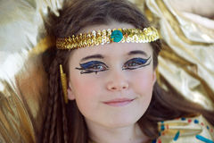 Cleopatra stock photo