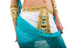 Cleopatra costume Royalty Free Stock Image