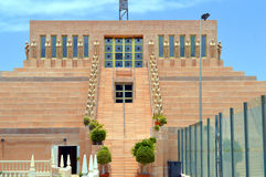 Cleopatra Palace Hotel del av Mare Nostrum res Royaltyfri Bild