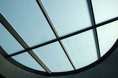 Clerestory roof Royalty Free Stock Image