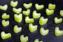 Céleri frais cru Photo stock