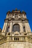 Clerigos church. Facade in the city of porto Royalty Free Stock Photography