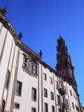 Clerigos Church in Porto Royalty Free Stock Photos