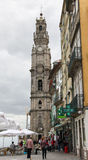 Clerigos Church in Porto, Portugal Stock Photography