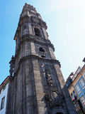 Clerigos Church Tower, Porto, Portugal Royalty Free Stock Image