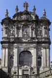 Clerigos-Kirche - Porto - Portugal Lizenzfreies Stockfoto