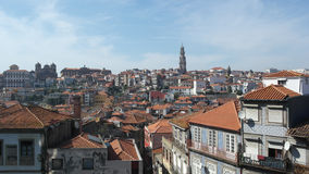 Clerigos Tower, Porto, Portugal Royalty Free Stock Photo