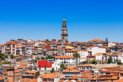 Clerigos Tower, Porto Stock Photo