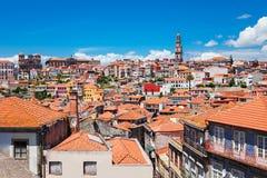 Clerigos Tower, Porto royalty free stock photos